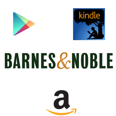 Google Play, Amazon, Kindle, Or Barnes & Noble